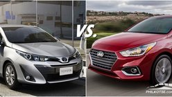 Hyundai Accent vs Toyota Vios: Which sedan would you want to drive home?