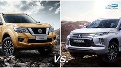Nissan Terra vs Montero Sport Comparo: Which rules the mid-size SUV game?
