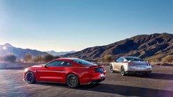 Nissan GT-R vs Ford Mustang: Godzilla vs The FAHVO