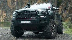 There is no perfect modified Ford Everest – except for this one