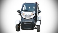 What's the deal with those small electric cars from China?