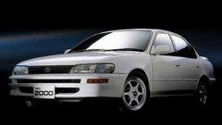 Toyota Corolla Big body: The perennial family sedan
