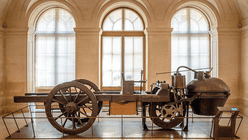 Three examples of the oldest cars in the world