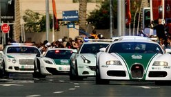 Dubai Cop Cars: Let's go green with envy with these police vehicles