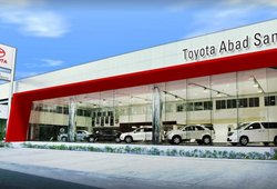 Toyota, Abad Santos Manila