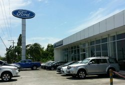 Ford, Negros Occidental