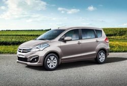 [Suzuki promo] Get the Suzuki Ertiga GL 1.4L MT with P74,000 All-In Downpayment
