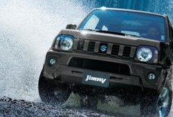 [Suzuki promo] Get the Suzuki Jimny JLX 1.3 AT with P20,388 All-In Downpayment
