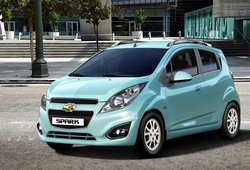 [Chevrolet promo] Chevrolet Spark LT MT with P8,000 All-in Downpayment