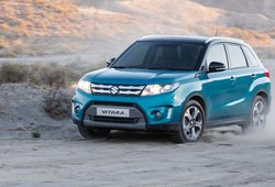 [Suzuki promo] Suzuki Vitara GL with P80,000 Low Downpayment