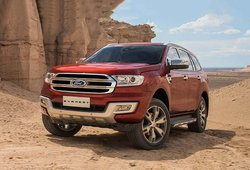 [Ford promo] Ford Everest Titanium+ 2.2 4x2 AT Premium Package Promo: Buy one and get a discount worth P137,886