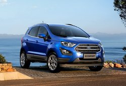 [Ford promo] Ford Ecosport Ecoboost Promo: Buy one and get it for zero down payment at Ford, Otis
