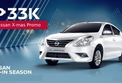 [Nissan Promo] Get home a Nissan Terra & Almera with P99k & P33k Cash Discount
