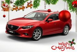 [Mazda promo] Low all-in DP & cash discount up to P150k for select Mazda models this Xmas