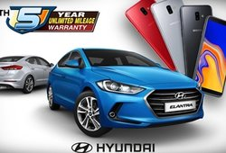 [Hyundai Promo] Get the Elantra and Tucson with ZERO downpayment for V-day