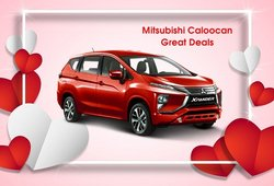 [Mitsubishi Promo] Drive home a perfect Mitsubishi models with all-in down payment as low as Zero this Valentine