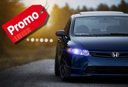 [Honda promo] Honda Fairview dealership offering super low DP promotion!