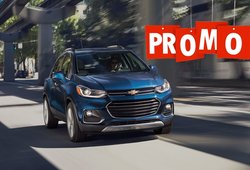 [Chevrolet Promo] Grab the chance to have very low DP at Chevrolet Makati dealership