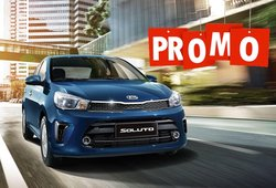 [Kia Promo] Visit Kia Pasong Tamo from now to Dec 12 because there is ZERO down payment promotion!