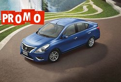 [Nissan Promo] Nissan Almera with only P9,900 DP at Nissan Gateway Otis