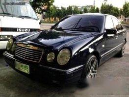 Mercedes-Benz E420 1999 Automatic Gasoline P428,000