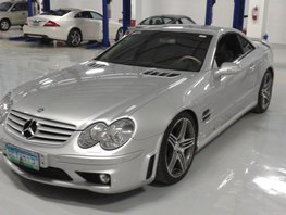 Almost brand new Mercedes-Benz Sl-Class Gasoline