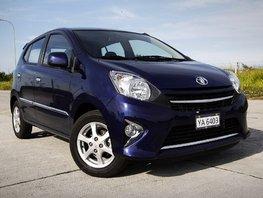 Toyota Wigo 1.0 G AT: An affordable car