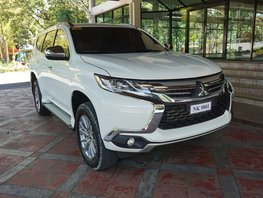 Mitsubishi Montero Sport GLS: Very eye-catching appearance