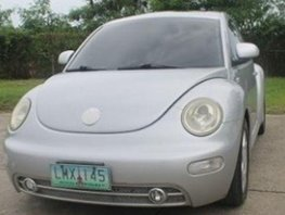 2001 Volkswagen Beetle Automatic Gasoline well maintained