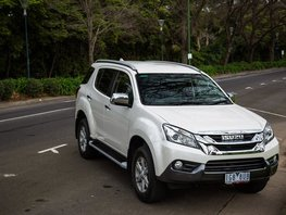 Isuzu MU-X 2016: An unheralded vehicle generating excitement