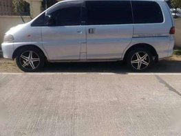 mitsubishi spacegear matic diesel 2005 rush price sale