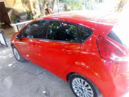 Ford Fiesta 2010 model manual transmission