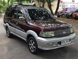 Well maintained 2001 Toyota Revo SRI Automatic for sale