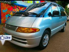 Very Fresh Toyota Emina 2004 Silver for sale