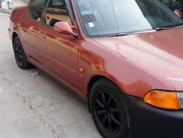 Honda ESI 94 AT Gas Red For Sale