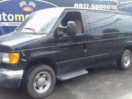 2007 Ford E-150 Chateau Automatic Gas for sale
