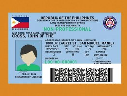 5-year extension for driver's licenses validity