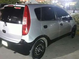Mitsubishi Colt 2008 AT Silver For Sale