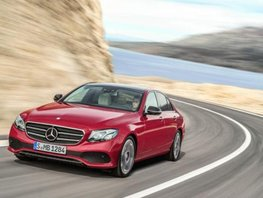 2017 Mercedes E-Class E 220 d LWB rolled out with attractive price