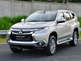 DTI orders recall of 2010 - 2015 Mitsubishi Montero Sport units