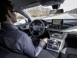 Audi - The first carmaker licensed to test autonomous vehicles in New York