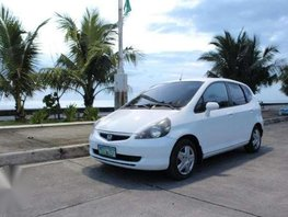 Honda Jazz 1.2l White AT For Sale