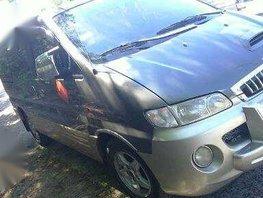 For sale Hyundai svx starex 2000 automatic transmission