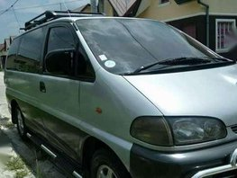 Mitsubishi Spacegear 2005 Silver AT