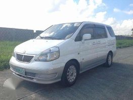 For sale Nissan Sirena 2002