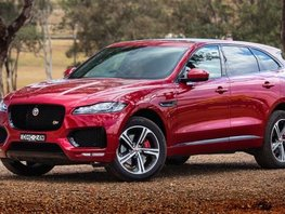 2018 Jaguar F-Pace, XE, XF to feature new 221kW engine