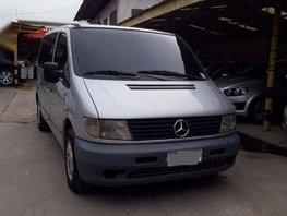 Mercedes Benz Vito Van dsl matic selling