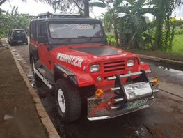 For sale 4x4 Wrangler Jeep