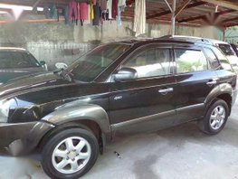 2005 Hyundai Tucson Crdi 4x4 AT Black