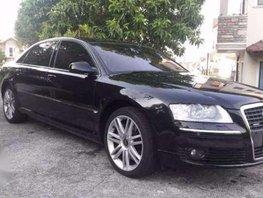 AUDI A8L 42 Black Automatic For Sale